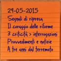 News del 29 maggio 2015