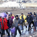 Vite sospese sulla rotta balcanica
