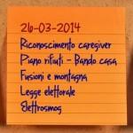 News del 26 marzo 2014
