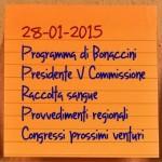 News del 28 gennaio 2015