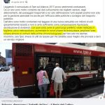 Affollamento nei bus in tempo di pandemia