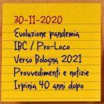 News del 30 novembre 2020